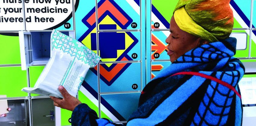 Chronic medicine collection made easy for Basotho